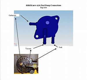 How To Find  Fix And Install Lawn Mower Fuel Pump