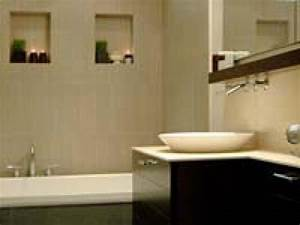 choose natural colors for your zen bathroom hgtv With bathroom decor ideas from tub to colors