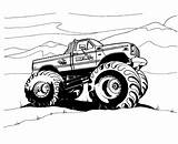 Monster Truck Coloring Pages Trucks Printable Jam Bigfoot Coloriage Drawing Cool Boys Bestcoloringpagesforkids Mater Template Printables Kid Birthday Colouring Getcoloringpages sketch template