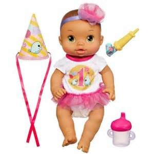 Baby Alive Party Doll