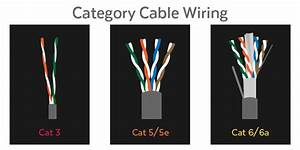 Ethernet Cables  Difference Between Cat5 Vs Cat6 Vs Cat7 Cable Types