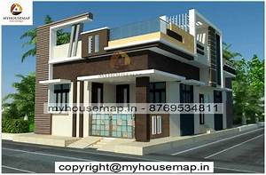 Front, Elevation, Designs, For, Single, Floor, House, Archives