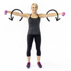 Arm Circle S with Weights