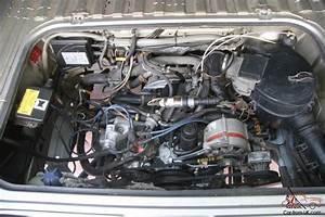 1987 Volkswagen Vanagon Syncro Standard Passenger Van 3