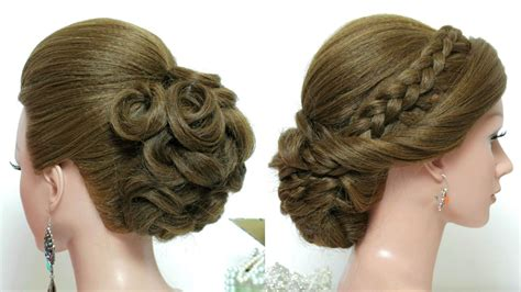 Hairstyles For Long Hair Tutorial. 2 Bridal Updos