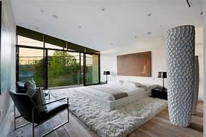 107 idees de deco murale et amenagement chambre a coucher for Chambre à coucher adulte moderne avec pret fenetre