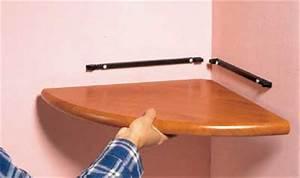 Etagere Murale Angle : kit tablette angle en bois avec fixation invisible charge 35kg achetez et comparez les prix ~ Teatrodelosmanantiales.com Idées de Décoration