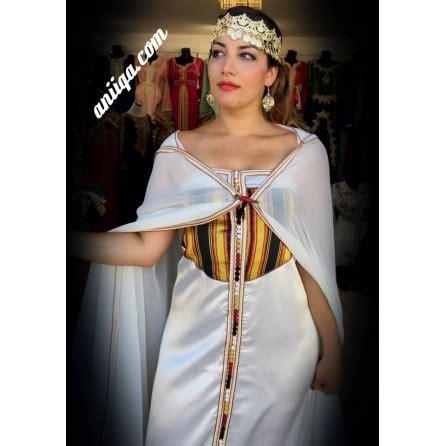 robe kabyle mariage 2017
