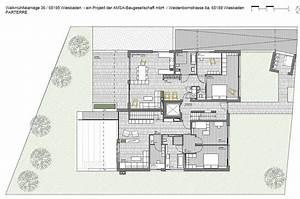 Grundriss Villa Modern : moderne doppelh user grundrisse ~ Lizthompson.info Haus und Dekorationen