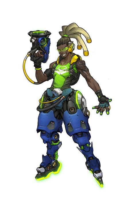 High Pixel Background Images Artstation Overwatch Lúcio Concept Arnold Tsang