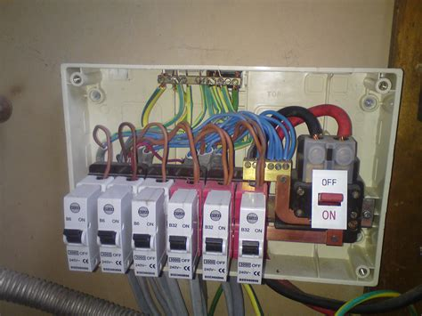 Electrical Fuse Box Regulation by Electrical Test And Inspection Dangerous Wiring
