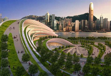 West Kowloon Terminus, Express Rail Link Building E