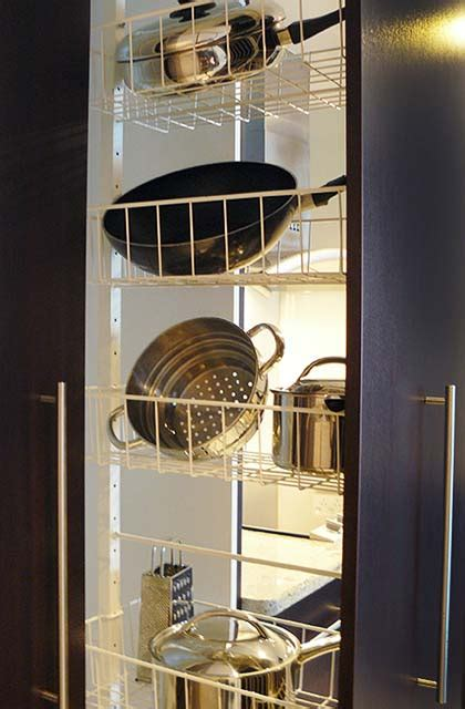 kitchen appliance storage solutions 4 solutions to small kitchen storage dilemmas 5013