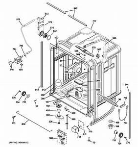 Samsung Dishwasher Parts Diagram