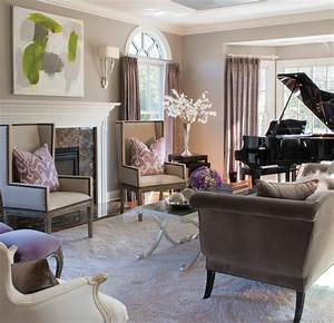 Modern Classic Interiors - Traditional - Living Room - new