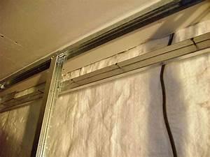 Isolation Phonique Cloison : installation d une double isolation phonique sur cloison ~ Melissatoandfro.com Idées de Décoration