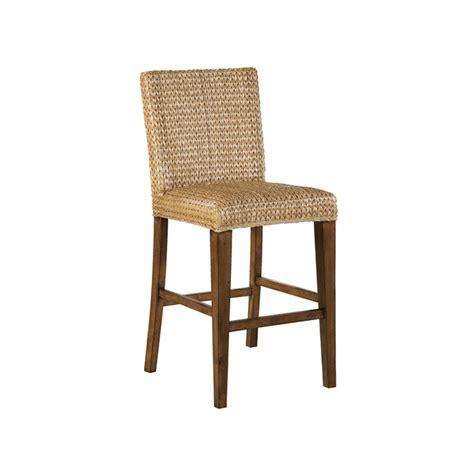 padded bar stools seagrass bar stool