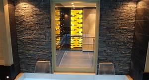 Cave À Vin Design : cave vin sur mesure min rale design courchevel 2011 ~ Voncanada.com Idées de Décoration