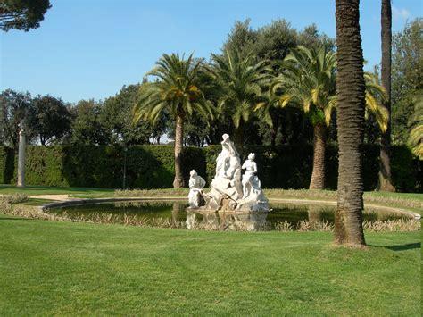 Italian Botanical Heritage » Giardini Del Quirinale