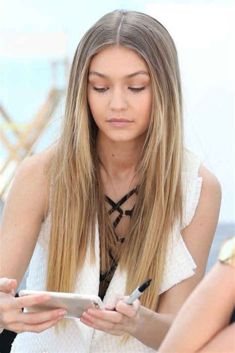 Gigi Hadid Hair Color Formula Of Gigi Hadid Natural Hair ...