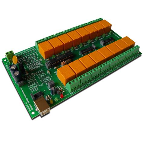 Usb Channel Relay Jqc Module Board For Home