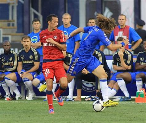 Chelsea and PSG battle on Twitter ahead of Champions ...