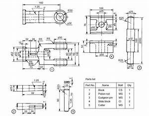Stem Engine Crosshead Assembly Animation