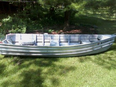 Old Aluminum Boat For Sale by Aluminum Vintage Aluminum Boats