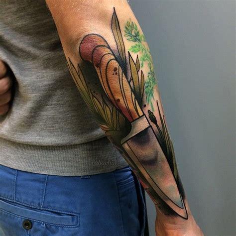 ElectricTattoos : Photo Tatuajes de cocineros Tatuaje