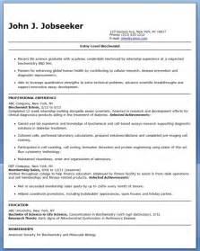 entry level chemist resume template entry level biochemistry resume sle resume downloads