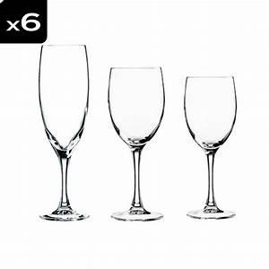 Service De Verre En Cristal : verre cristal d 39 arques vicomte ~ Teatrodelosmanantiales.com Idées de Décoration