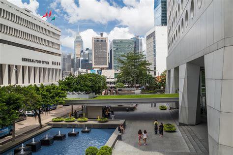 General Post Office, Hong Kong Editorial Photography ...