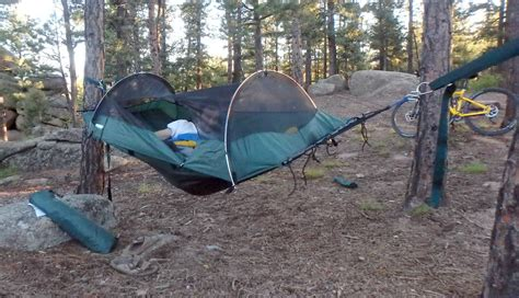 Hammocks Backpacking by To Cing Hammock Hang Test