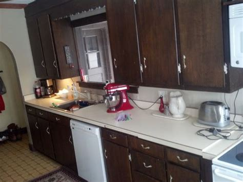 Painting Ideas for Kitchen Cabinets? Help Please!   by