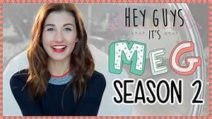 HEY GUYS, IT'S MEG Season 2 TRAILER - YouTube