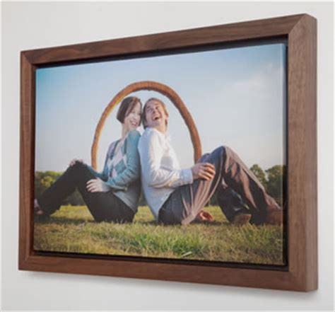 canvas floater frame kit redipix com for gallery wraps and box mounted display prints