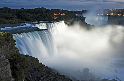 The Most Spectacular Waterfalls World