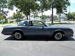 Purchase Used 1984 Chevrolet Monte Carlo Ss    305 V8    Low