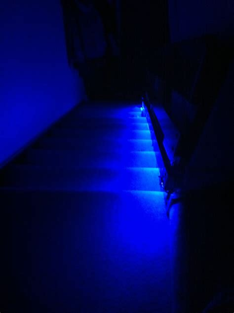 project disco stairway lighting is a go xap arduino and