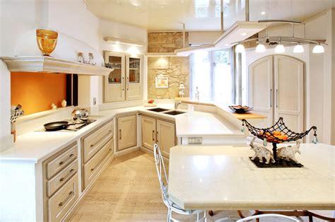 site de cuisine cuisine bois contemporaine idées de décoration et de