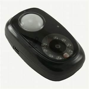 Camera Surveillance Infrarouge Vision Nocturne : cam ra d tecteur de mouvement pir et vision nocturne eaglestar ~ Melissatoandfro.com Idées de Décoration
