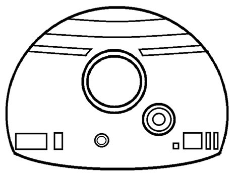 bb droid coloring pages coloring pages