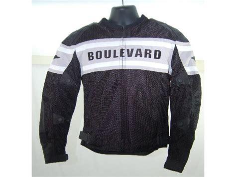 Suzuki Boulevard Embroidered Mesh Motorcycle Riding Jacket