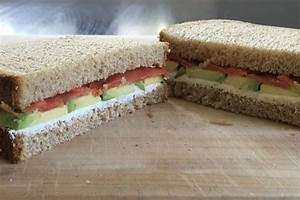 Smoked Salmon, Avocado, and Cream Cheese Sandwich Recipe ...