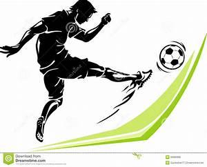 Kick Soccer Ball Clip Art (46+)