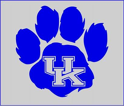 Kentucky University Paw Transparent Clip 1120 1308