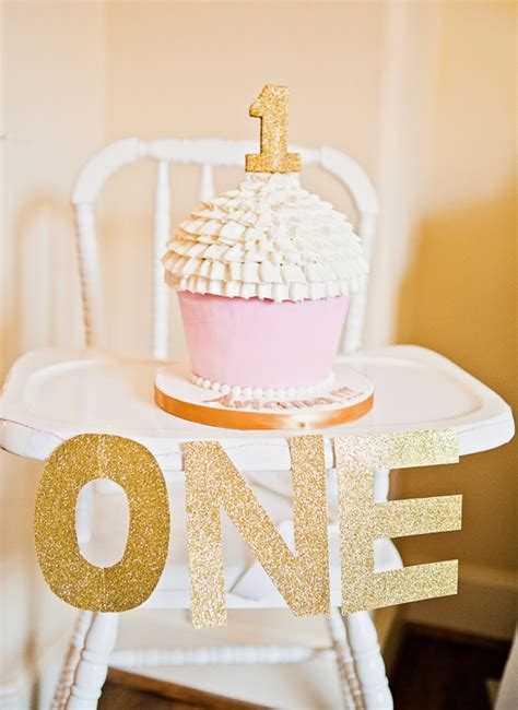 Pink And Gold 1st Birthday Decorations by 21 Pink And Gold Birthday Ideas Pretty My