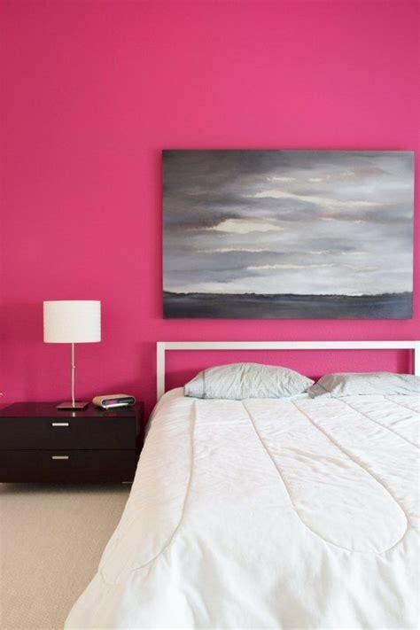 pink accent walls ideas  pinterest room stuff