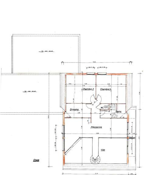 plan maison 1 騁age 3 chambres plan maison mob dans le 59 orientation sud sur l 39 avant 22 messages
