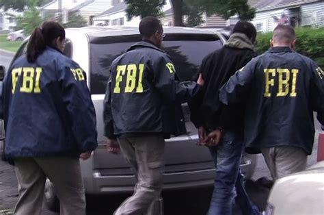 violent gang task forces fbi